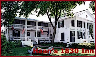 Haan S 1830 Inn Is A Delightful Bed And Breakfast Lodging