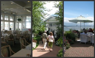 Hotel Iroquois on Mackinac Island Dining is Superb