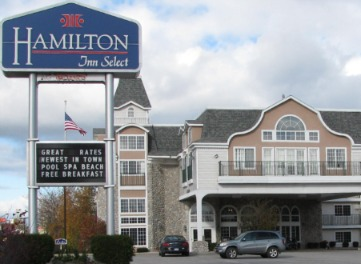 This Mackinaw City Hotel Offers Their Own Restaurant Indoor And Outdoor Pool Exercise Room Many More Amenities As Well A