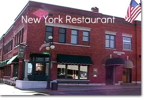 For fine dining northern Michigan head to New York Restaurant in Harbor Springs Michigan.