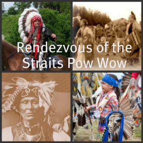 The Rendezvous of the Straits Pow Wow is a Spectacular Pow Wow to Enjoy.