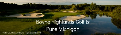 Boyne Highlands is a terrific northern Michigan golf resort.
