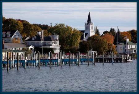 Fall Photos Capture Mackinac Island Is Full Autumn Splendor