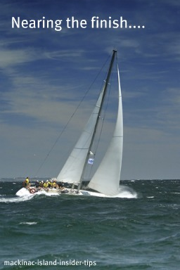 Chicago To Mackinac Race!