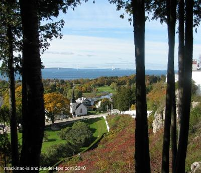 Mackinac Island's Autumn Is Breathtaking!