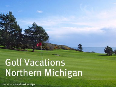 Golf Vacations Northern Michigan