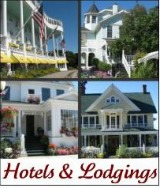 Mackinac Island Hotels and Lodgings, Mackinac Island Insider Tips