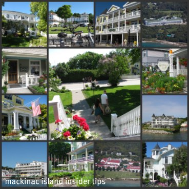 Lodging on Mackinac Island Has Variety But All Our Romantic.