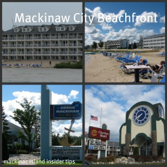 Beachfront Hotels in Mackinaw City Offer Great Value and Are All Close to the Action.