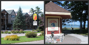 Mackinaw City Michigan has great economical hotel and motel choices for your northern Michigan vacation.