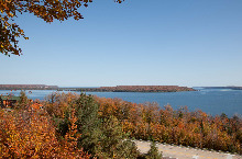 Northern Michigan fall color tours