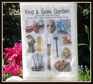 Find and Seek Garden