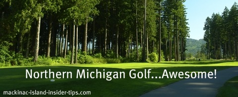 Northern Michigan Golf