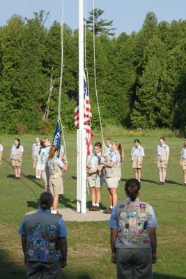 Flag Ceremony
