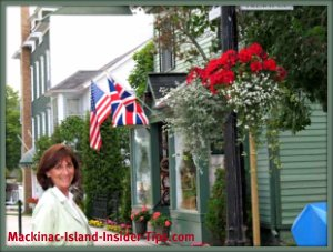 Mackinac Island Shopping