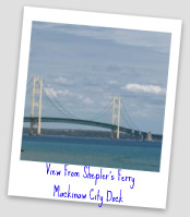Sheplers Ferry, Mackinac Island Insider Tips