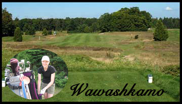Wawashkamo Golf Club 6th Tee