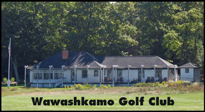 One of the Historic golf courses in northern Michigan.