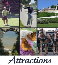 Mackinac Island Attractions