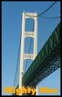 Mackinac Bridge Tower