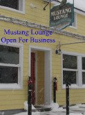 Mackinac Island Mustang Lounge is Open Year Round