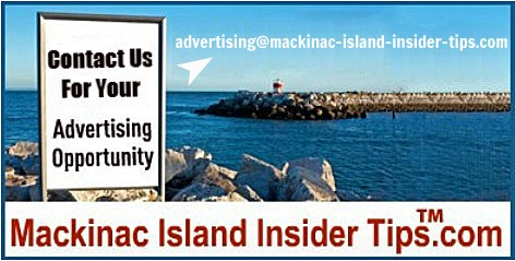 Mackinac Island Insider Tips Advertising / Marketing