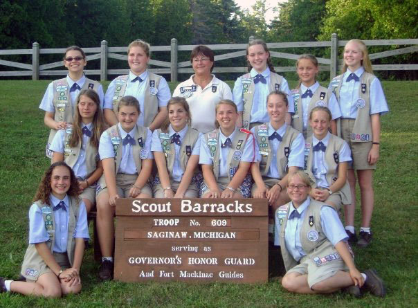 Girls Scouts, Mackinac Island Insider Tips