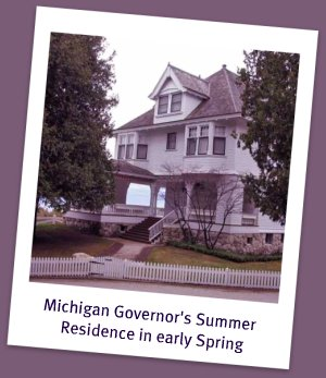 Michigan Governor's Mansion