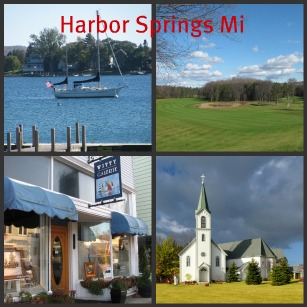 Harbor Springs Mi is a quaint upscale northern Michigan resort community.