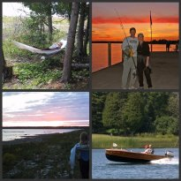 Hessel Michigan is in the Eastern Upper Peninsula and is north of Mackinac Island.